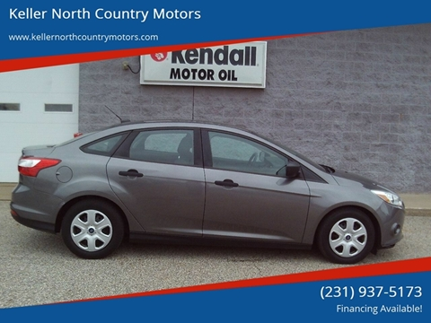 2014 Ford Focus for sale in Howard City, MI