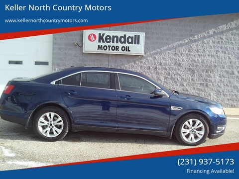 2011 Ford Taurus for sale in Howard City, MI