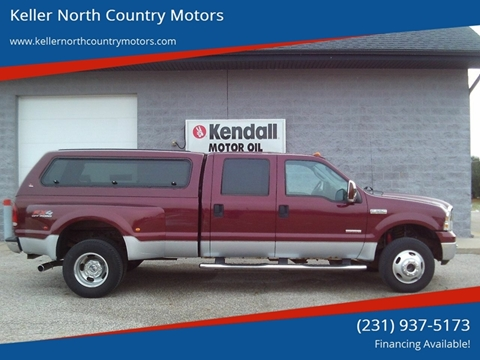 2006 Ford F-350 Super Duty for sale in Howard City, MI
