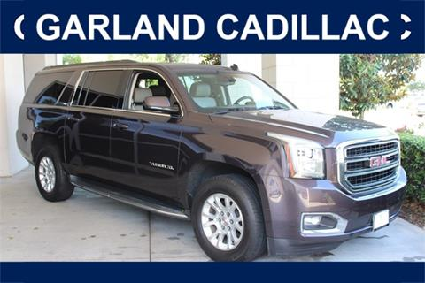 2015 GMC Yukon XL for sale in Garland, TX