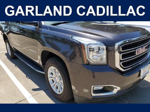 2018 GMC Yukon XL for sale in Garland, TX