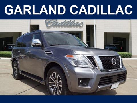 2019 Nissan Armada for sale in Garland, TX