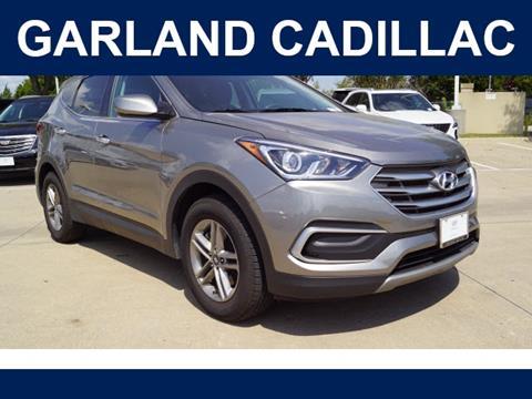 2018 Hyundai Santa Fe Sport for sale in Garland, TX