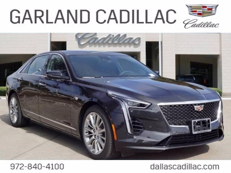 2020 Cadillac CT6 3.6L Luxury