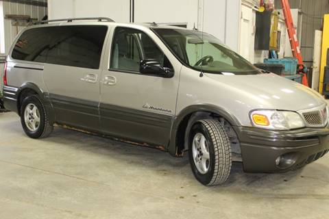 2004 Pontiac Montana for sale in North Branch, MI