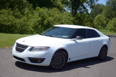2011 Saab 9-5 for sale at PA Auto World in Levittown PA