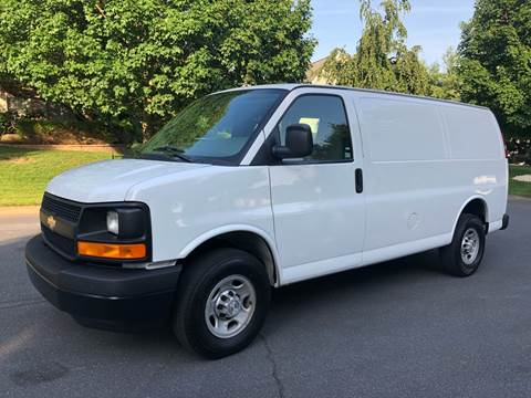 2017 Chevrolet Express Cargo for sale at PA Auto World in Levittown PA