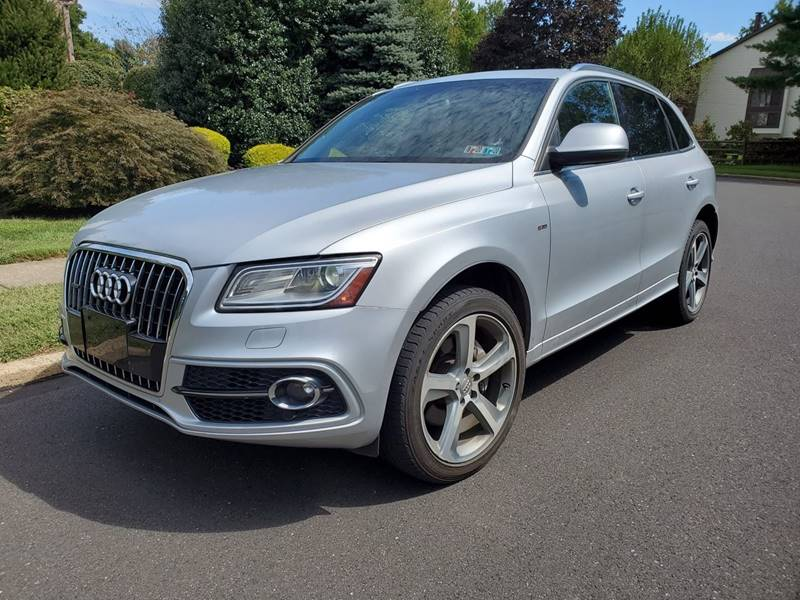 2013 Audi Q5 for sale at PA Auto World in Levittown PA