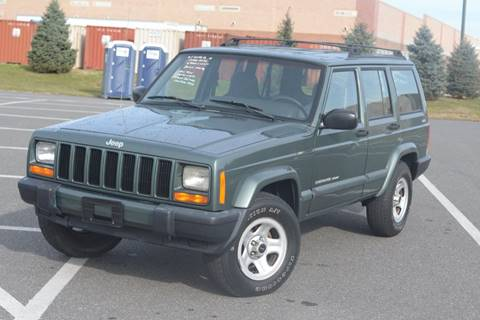 2000 Jeep Cherokee for sale in Levittown, PA