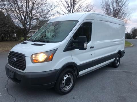 2015 Ford Transit Cargo for sale at PA Auto World in Levittown PA