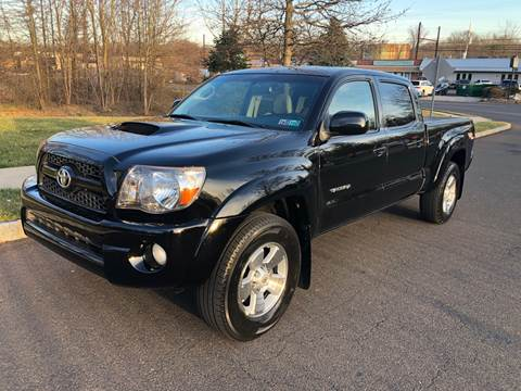 2011 Toyota Tacoma for sale at PA Auto World in Levittown PA