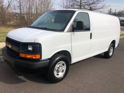 2015 Chevrolet Express Cargo for sale at PA Auto World in Levittown PA