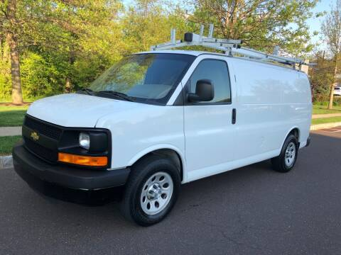 2014 Chevrolet Express Cargo for sale at PA Auto World in Levittown PA