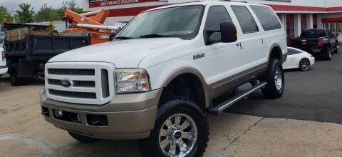 2005 Ford Excursion for sale at PA Auto World in Levittown PA