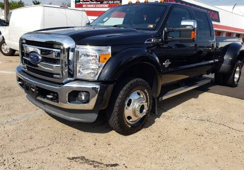 2014 Ford F-450 Super Duty for sale at PA Auto World in Levittown PA