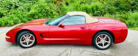 2004 Chevrolet Corvette for sale at PA Auto World in Levittown PA