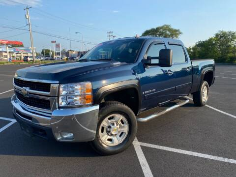 2008 Chevrolet Silverado 2500HD for sale at PA Auto World in Levittown PA
