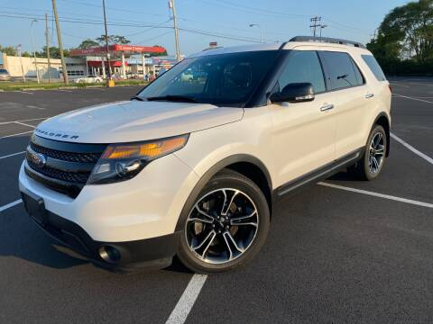 2014 Ford Explorer for sale at PA Auto World in Levittown PA