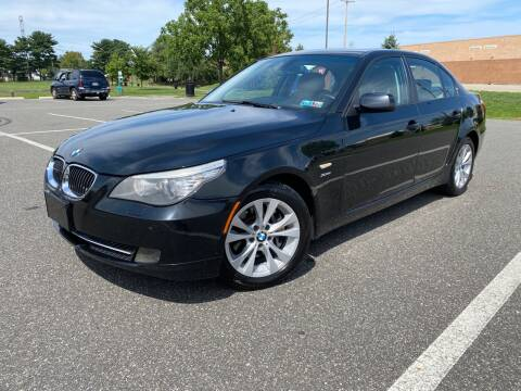 2009 BMW 5 Series for sale at PA Auto World in Levittown PA
