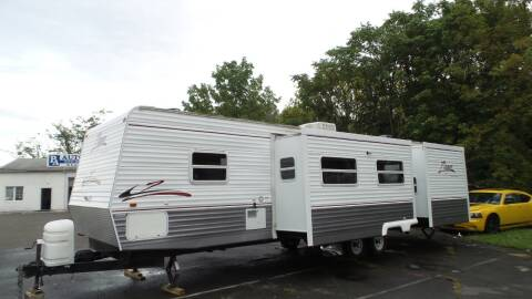 2006 2006 CROSSROADS CAMPER ZT-320-SB ZINGER for sale at PA Auto World in Levittown PA