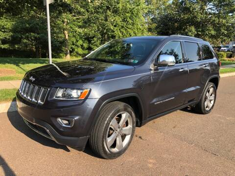 2014 Jeep Grand Cherokee for sale at PA Auto World in Levittown PA