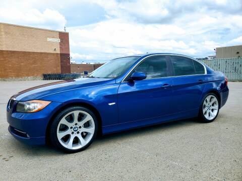 2007 BMW 3 Series for sale at PA Auto World in Levittown PA