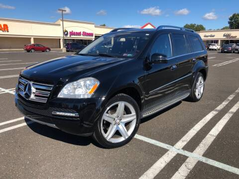 2012 Mercedes-Benz GL-Class for sale at PA Auto World in Levittown PA
