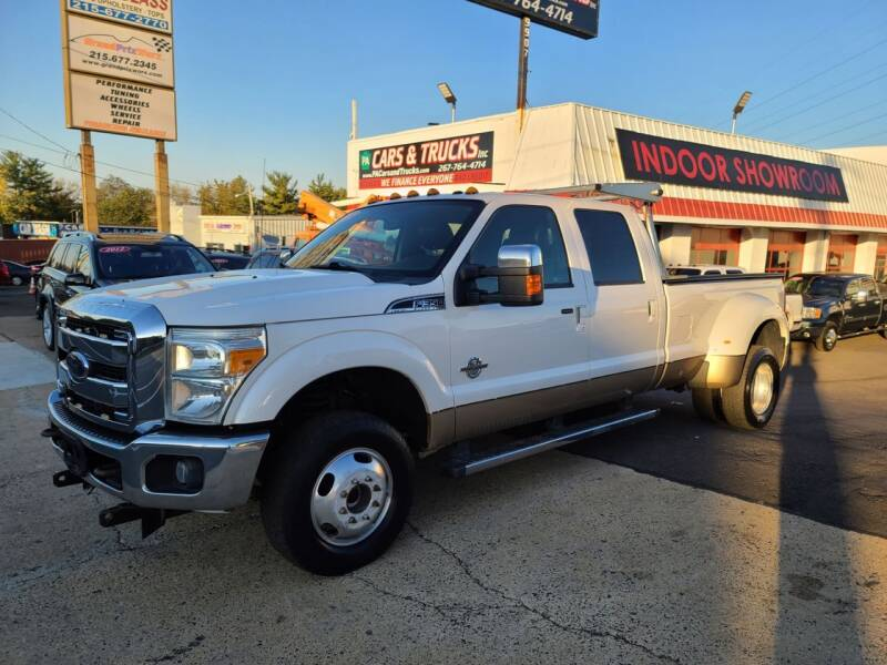 2012 Ford F-350 Super Duty for sale at PA Auto World in Levittown PA