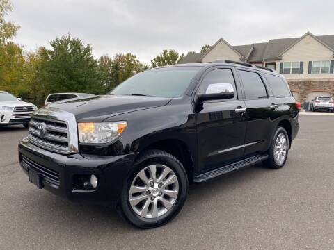 2012 Toyota Sequoia for sale at PA Auto World in Levittown PA