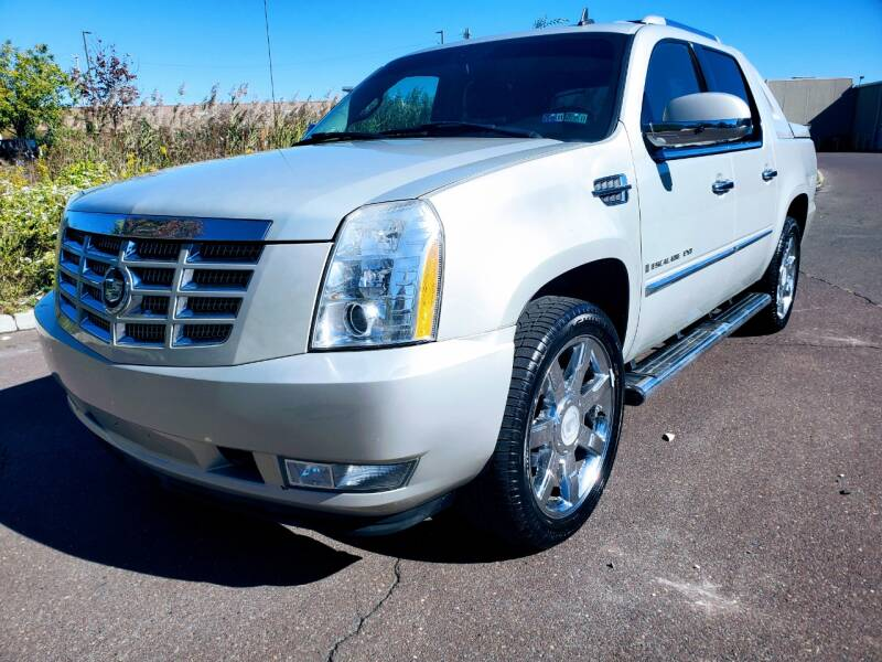 2007 Cadillac Escalade EXT for sale at PA Auto World in Levittown PA