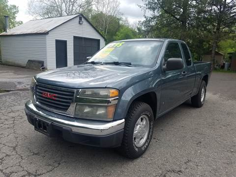 2006 GMC Canyon for sale in Pattersonville, NY
