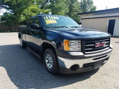 Gmc Truck For Sale >> 2009 Gmc Sierra 1500 For Sale In Pattersonville Ny