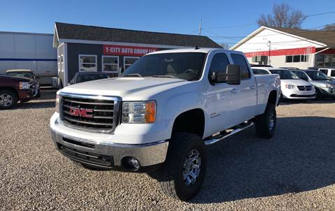 2008 GMC Sierra 2500HD for sale in Zanesville, OH