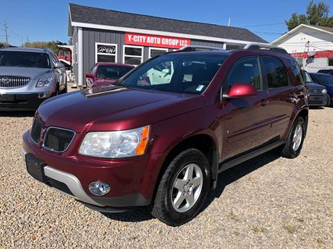 2009 Pontiac Torrent for sale in Zanesville, OH