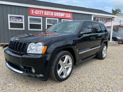 2007 Jeep Grand Cherokee for sale at Y City Auto Group in Zanesville OH
