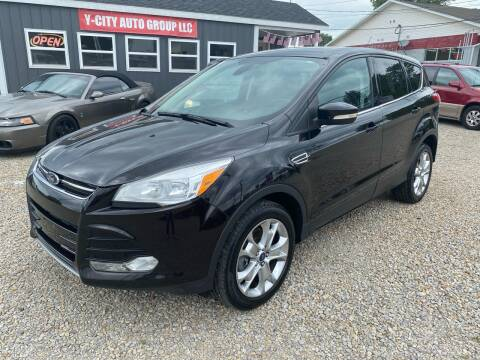 2013 Ford Escape for sale at Y City Auto Group in Zanesville OH