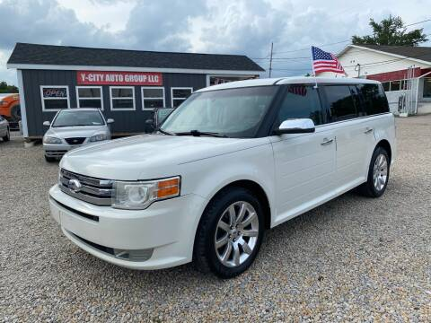 2012 Ford Flex for sale at Y City Auto Group in Zanesville OH