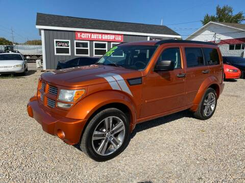 2011 Dodge Nitro for sale at Y City Auto Group in Zanesville OH