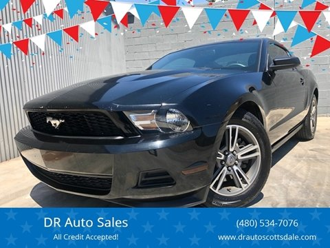 Ford Mustang For Sale in Scottsdale, AZ - DR Auto Sales