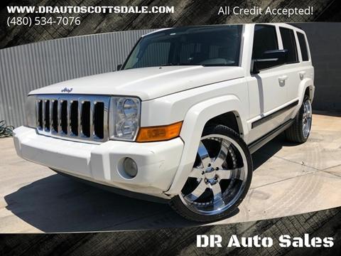 2008 Jeep Commander for sale at DR Auto Sales in Scottsdale AZ
