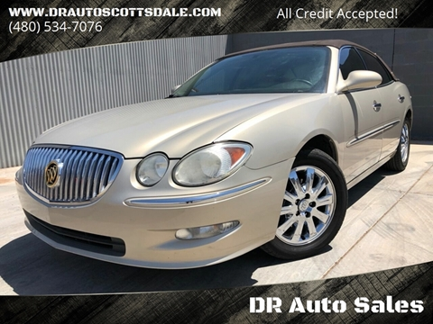 2008 Buick LaCrosse for sale at DR Auto Sales in Scottsdale AZ