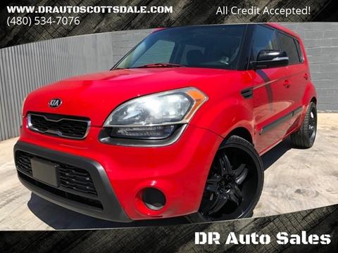 2013 Kia Soul for sale at DR Auto Sales in Scottsdale AZ