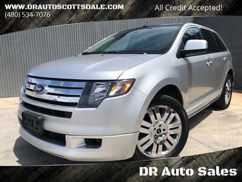 2010 Ford Edge for sale at DR Auto Sales in Scottsdale AZ