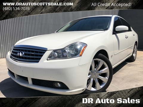 2007 Infiniti M35 for sale at DR Auto Sales in Scottsdale AZ