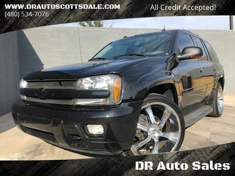 2005 Chevrolet TrailBlazer for sale at DR Auto Sales in Scottsdale AZ