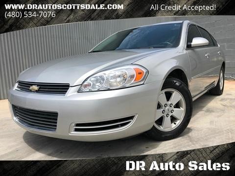 2007 Chevrolet Impala for sale at DR Auto Sales in Scottsdale AZ
