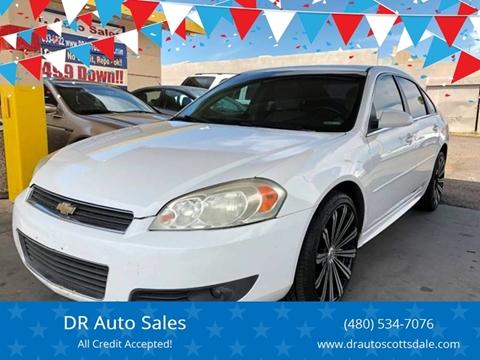 2010 Chevrolet Impala for sale at DR Auto Sales in Scottsdale AZ