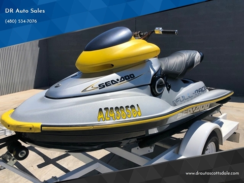 2001 Sea-Doo XP for sale in Scottsdale, AZ