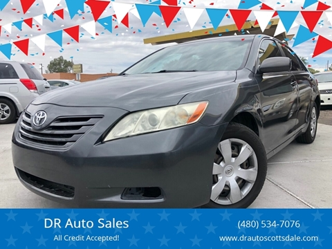 2008 Toyota Camry for sale at DR Auto Sales in Scottsdale AZ