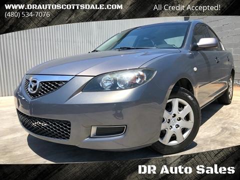 2008 Mazda MAZDA3 for sale at DR Auto Sales in Scottsdale AZ